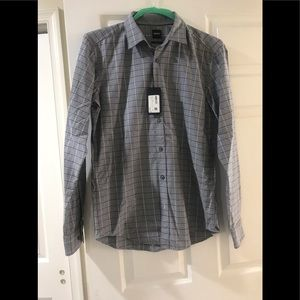 Men's Hugo Boss button down new medium
